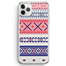 Navajo Muster Bunt iPhone 11 Pro Hülle Motiv Design Mädchen Frauen Damen Schö...