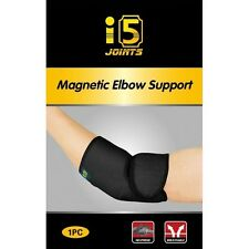 I5joints  MAGNETIC ELBOW SUPPORT Tennis Elbow Brace Golfer Elbow Strap
