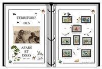 Album de timbres à imprimer Ter. des AFARS et des ISSAS
