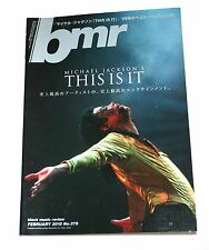 MICHAEL JACKSON ON THE COVER JAPAN MAGAZINE PHOTO 2010 This Is It