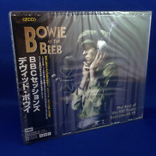DAVID BOWIE: Bowie At The Beeb (EXTREMELY RARE OUT OF PRINT 2001 JAP PROMO 2CD)