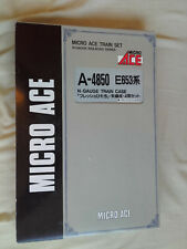 Micro Ace Train Set A4850 N Gauge Railroad Series