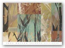 Bamboo Sections John Butler Art Print 24x36