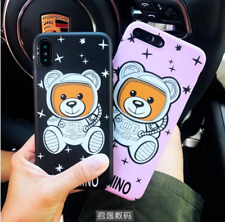 MOSCHINO x H&M Gomma Custodia Per iPhone 6+ 7+ 8+  eBay