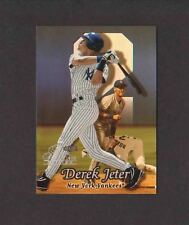 1999 Flair Showcase Row 2 #22 DEREK JETER Yankees NRMT