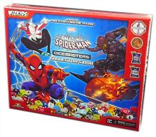 Wizkids Marvel Dice Masters, Spider-man Collector's Box, New and Sealed
