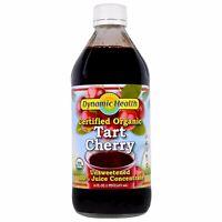 Dynamic Health  Laboratories  Certified Organic Tart Cherry  100  Juice