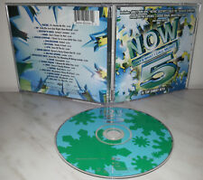 CD NOW 5 - THAT'S WHAT I CALL MUSIC - BRITNEY SPEARS BON JOVI JANET NSYNC