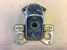 Honda CB550 Taillight License Plate Rear Bracket Mount 74'-78'