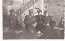 1970s General Epishev with soldiers military Red Army old Russian Soviet photo