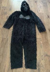 GORILLA Ape King Kong Youth Kids Costume Halloween Dress Up