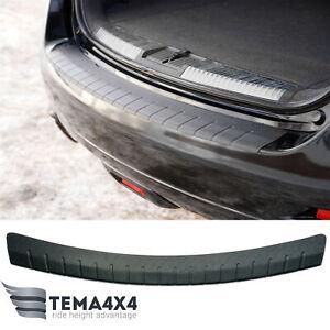 Rear bumper protector scuff pad for Nissan Murano II 2008-2016 sill guard