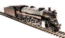 Broadway Limited 5606 Light Pacific 4-6-2, Cp #2318, Maroon & Gray