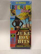 Reggae Roots: Juke Box Hits ~ 60 Songs ~ Original Artists ~ 4 CD's ~ Bob Marley