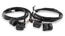 """Handlebar Wiring Kit for Harley Black Switches 48"""" Wiring Harness"""