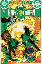 Tales of the Corps des Green Lantern ANNUAL # 1 (Gil Kane) (états-unis, 1985)