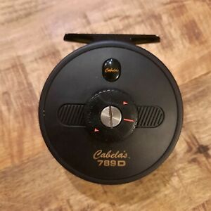 Cabela's 789D Fly Fishing Reel with Line