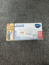Brita 6x Maxtra + Universal Filter Cartridges NEW