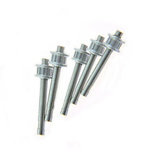 5Pcs Metal Tail Rotor Gear Shaft for T-REX 450 V2 GF Sport Helicopter