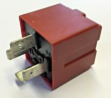 Saab 9-3 9-7 (2005-2015) 4-Pin Red Relay GM 24438887 Multi-Use 819 12V 40A -#32