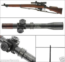 Enfield No. 32 MKII Sniper Rifle Scope, Reproduction