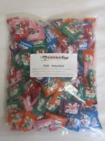 All New Zotz Fizzy Candy 2 Pounds Aprox 170pc Asst 6 Flavors Great Retro Candy!