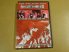 MUSIC DVD / HEIDEROOSJES - A YEAR IN THE LIFE OF...