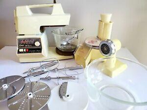 VTG Oster Regency Power Kitchen Center Blender Mixer Shredder/Grinder