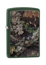 Zippo Mossy Oak Breakup Country Regular Lighter - Green Matte