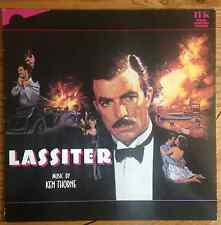 Lassiter Soundtrack UK LP TER Records (Brit Jazz)