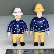 "Fireman Sam Mini Figures 2 1/2"" Prism 2009 M122"