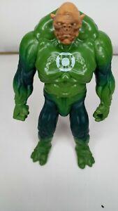 Green Lantern Kilowog Mattell 2010 GL03 Action Figure Movie