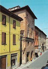 Cartolina - Postcard - Fiorenzuola D'Arda - Palazzo Grossi - Corso Garibaldi