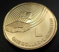 2019 Great Aussie Coin Hunt - UNC $1 coin L for Lamington