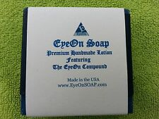 EyeOn Soap USA MADE Treats Acne Dermatitis Age Spots Wrinkles QTY 6 - 5oz Bars