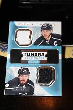 2016/17 ARTIFACTS -  TUNDRA TEAMMATES DUOS - KINGS DOUGHTY / BROWN # /199
