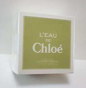 L'EAU DE CHLOE Eau de Toilette 50ml SPRAY ( SEALED BOXED ) RARE*****************