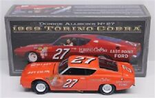 DONNIE ALLISON 1969 EAST POINT FORD 1/24 UNIVERSITY OF RACING TORINO COBRA