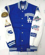 Los Angeles Dodgers Men's G-III Goal Post Varsity Jacket 720