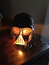 Rare Star Wars Darth Vader Eva Night Light Bobble Head Desk Lamp - Collectible