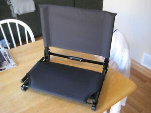 The Stadium Chair Navy NEW folding MULTIPLE
