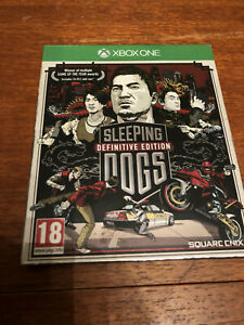 ⭐️ Sleeping Dogs Definitive Edition | Xbox One ⭐️