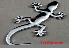 D202 Quattro Gecko auto aufkleber top 3D Emblem Badge Plakette car Sticker