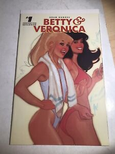 Betty and Veronica #1 Adam Hughes 2016 SDCC Convention Exclusive