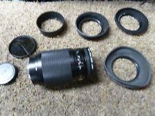 Minolta AF Kalimar MC Auto Focus Zoom Macro Lens 1:4~5.6 f= 60-300mm