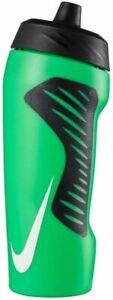 Nike Hyperfuel Water Bottle - Ergonomic Design & Leak Proof - 18oz
