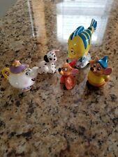 Disney various collectible porcelain figurines
