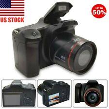 Digital SLR Camera 3 Inch TFT LCD Screen HD 16MP 1080P 16X Zoom Anti-shake USA