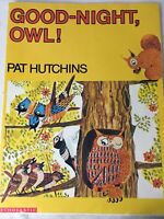 Good Night Owl  Scholastic  PB Day Care Big Books Teacher Day Care
