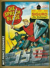 Die Sprechblase - Comic-Magazin Nr. 150  -  21.Jahrg.  August 1996